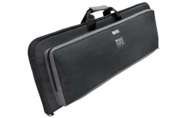 HS 38 Black Covert Gun Case MC38B