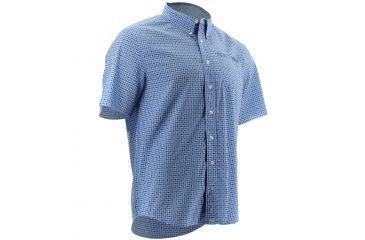 915838b3bd7 HUK Performance Fishing Mens Santiago Short Sleeve Shirt