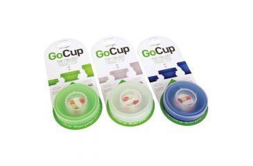 Human Gear Gocup Small 4 Oz Clear HG0310