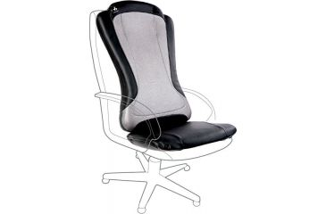 Human Touch Heating Back Massage Pad HT-1470 w/ FREE Shipping