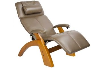Human Touch Perfect Chair PC-6 - Maple base, Cashew Chair Pads