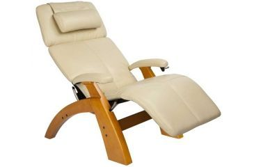 HT Perfect Chair PC95 - Maple base, Ivory Chair Pads