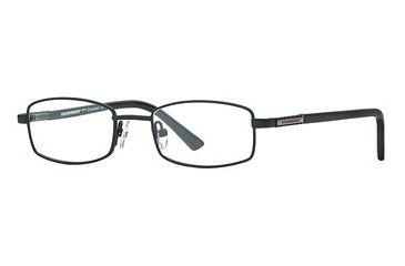 HUMMER Eyegear HU Drivetrain SEHY DRIV00 Bifocal Prescription Eyeglasses - Black SEHY DRIV004625 BK