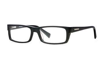 HUMMER Eyegear HU H2080 SEHU 208000 Progressive Prescription Eyeglasses - Black SEHU 2080005440 BK