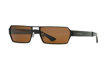 HUMMER Eyegear HU H337 SEHU 033706 Sunglasses - Jet SEHU 0337065850 BK