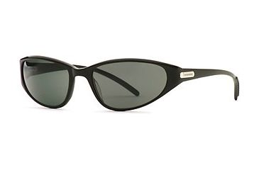 HUMMER Eyegear HU H349 SEHU 034906 Sunglasses - Black Chrome SEHU 0349066145 BK