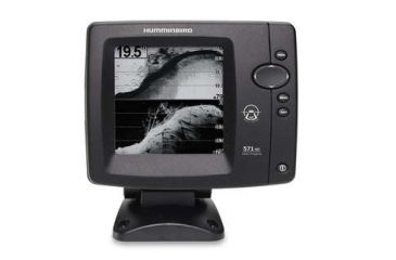 Humminbird 571 HD DI PT Portable Monochrome Fishfinder Sonar Only, 5.0in. Diagonal Screen 4089701