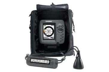 "Humminbird ICE 345ci Combo Fish Finder, 3.5"" LCD 256 Colors 4078801"