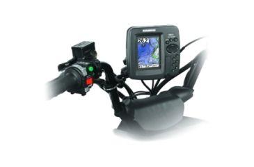 Humminbird ice fishing rm atv marine mount for gps free s for Atv ice fishing accessories