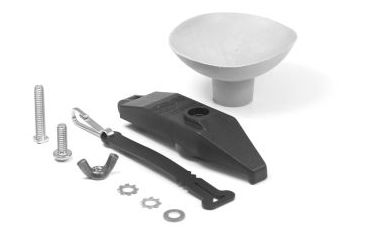 Humminbird MHX SPT Transducer Hardware Kit 7400113