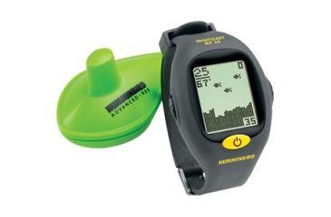 """Humminbird SmartCast RF35 Wrist Mount Wireless Fish Finder, 1.3"""" STN LCD,125 kHz 4062801"""