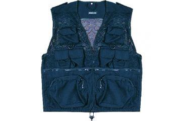 Combat Vest - Black, Large