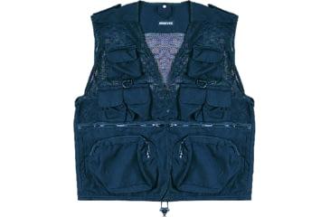 Combat Vest - Black, XX Large