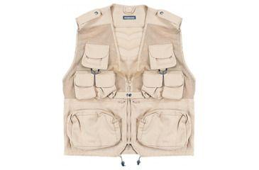 Combat Vest - Khaki, XX Large