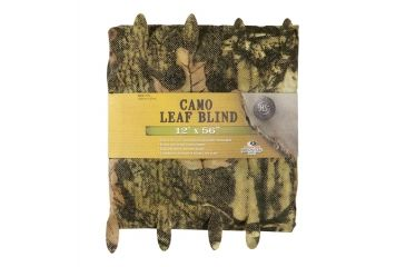 Hunter's Specialties Camo Leaf Blind Material Mossy Oak Break-Up Infinity 56 Inches X 12 Feet