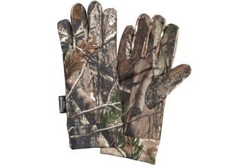 Hunter's Specialties Camo Spandex Gloves 64219