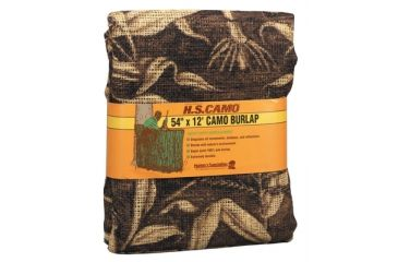 Hunter's Specialties Packaged Burlap Cover Farmland Corn Belt 54 Inches x 12 Feet 00123