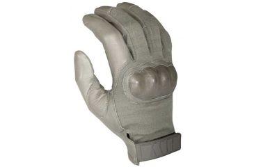 HWI Hard Knuckle Tactical Glove, Foliage Green, Medium HWHKTG200-M