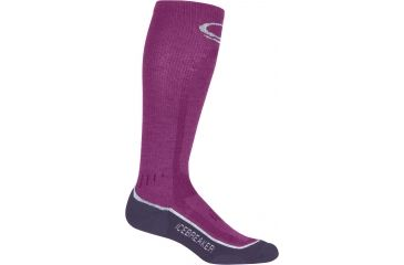 Calf Oilsilverblack Ski Over The Lite Sock Women's Icebreaker 8pvwq7Cxx