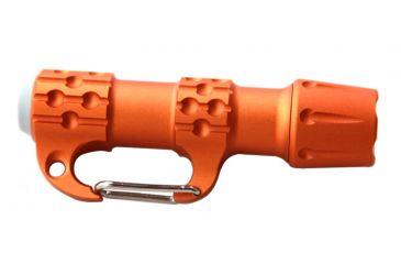 Icon Flashlight Link 1AA, Aluminum, Orange LK-106-A