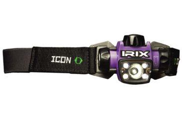 Icon Irix, Headlamp, LED w/ Reflector IXP107A