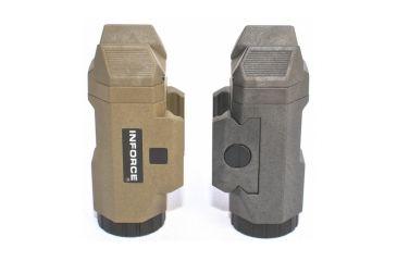 Inforce Apl Pistol Mounted Weapon Light 200 Lumen Up To