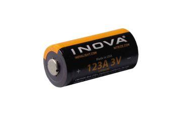 Inova 123A 3V Lithium Battery - 2 Pack ILM2-03-123