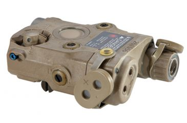 EOTech ATPIAL LA-5 PEQ Aiming Laser, High Power, Tan