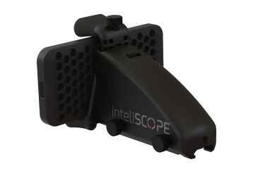 2-Inteliscope Cell Phone Mount w/ App