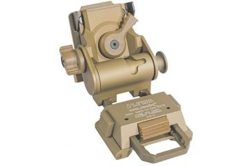2-Trijicon Electro Optics Wilcox G24 Helmet Mount for IR Patrol M-Series