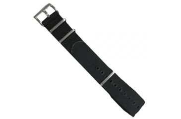 ISOBrite Nylon Watch Band, Silver Buckle, Small INB100