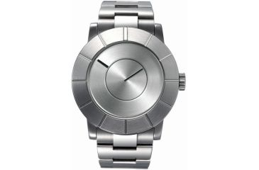 Issey Miyake SILAs001 To: Automatic Mens Watch - Silver Metal Band, Silver Case