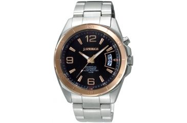 J. Springs Bjc012 Perpetual Calendar Mens Watch JSPBJC012