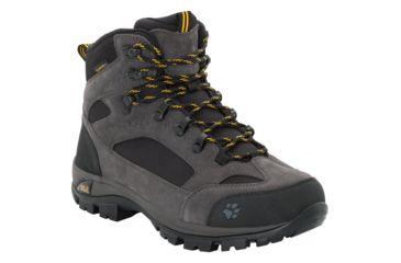66ba21bc43a Jack Wolfskin All Terrain 8 Texapore Mid Hiking Boots - Men's, 8, Phantom  4017872