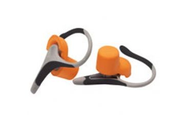 Jackson Safety H50 Multiple-use Ear Clips (Uncorded), Orange 67235
