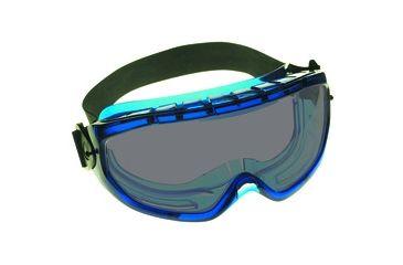 Jackson Safety Monogoggle XTR Goggle, Smoke Anti Fog, Universal 18625