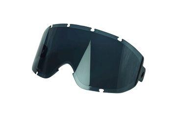 Jackson Safety Monogoggle XTR Replacement Lens, Smoke Anti Fog, Universal 30708