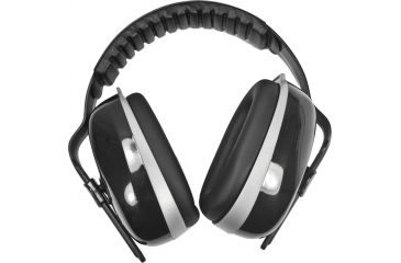 Jackson Safety Onyx 23 Earmuff ONYX-23 Headband Earmuff, Black 20771