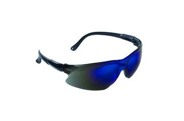 Jackson Safety Visio Safety Eyewear, Blue, Universal 14475