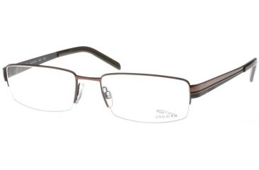 Jaguar 33031 Eyewear - Brown-Black (564)
