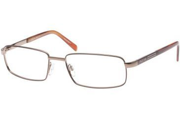 Jaguar 33032 Eyewear - Black-Brown-Gunmetal (490)