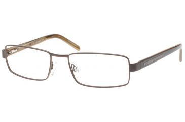 Jaguar 33035 Eyeglasses with Brown Frame