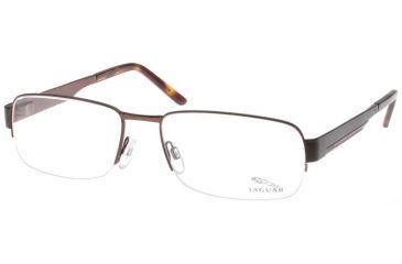 Jaguar 33036 Eyeglasses with Brown Frame