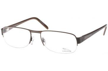 Jaguar 33039 Eyeglasses with Brown Frame