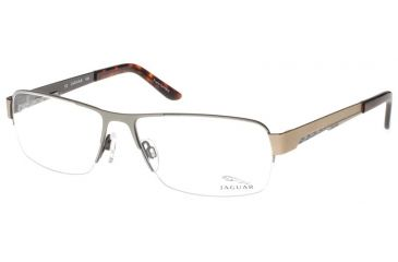 Jaguar 33051 Single Vision Bicolor Mens Eyeglasses 33051-756RX