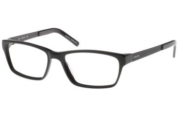 Jaguar 39103 Single Vision Black Mens Eyeglasses 39103-8840RX