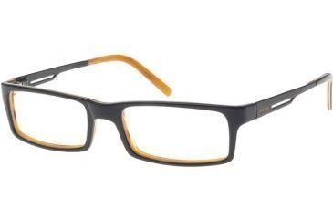 Jaguar 39200 Eyewear - Black-Blonde (8077)