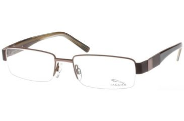 Jaguar 39325 Eyewear with 470 Brown-Caramel Frame