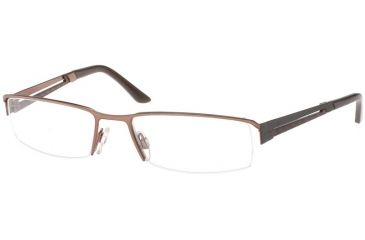 Jaguar Spirit 33542 Sand-Brown Mens Eyeglasses 33542-510