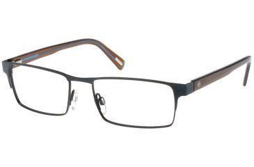 Jaguar Spirit BiFocal 39335 Navy-Brown Mens Eyeglasses 39335-310BF